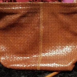Vintage Furla leather shoulder bag